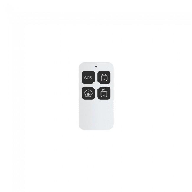 WOOX R7054 Inteligentny smart pilot zdalnego sterowania alarmem, ZIGBEE - zdjęcie główne