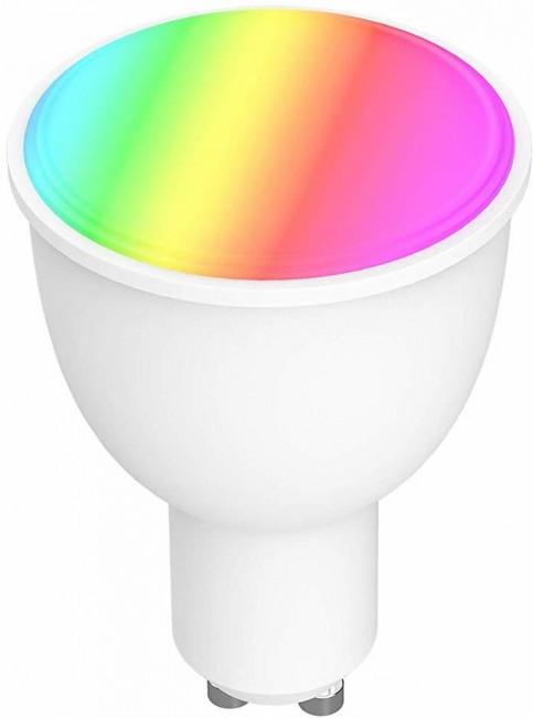 WOOX R5077 Inteligentna smart żarówka WiFi LED RGB 4,5W GU10_ - zdjęcie główne