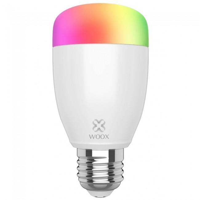 WOOX R5085 Inteligentna smart żarówka Diamond WiFi LED RGB CCT 6W E27 - zdjęcie główne