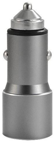 Nafumi 36W USB-A USB-C PD srebrna - zdjęcie główne