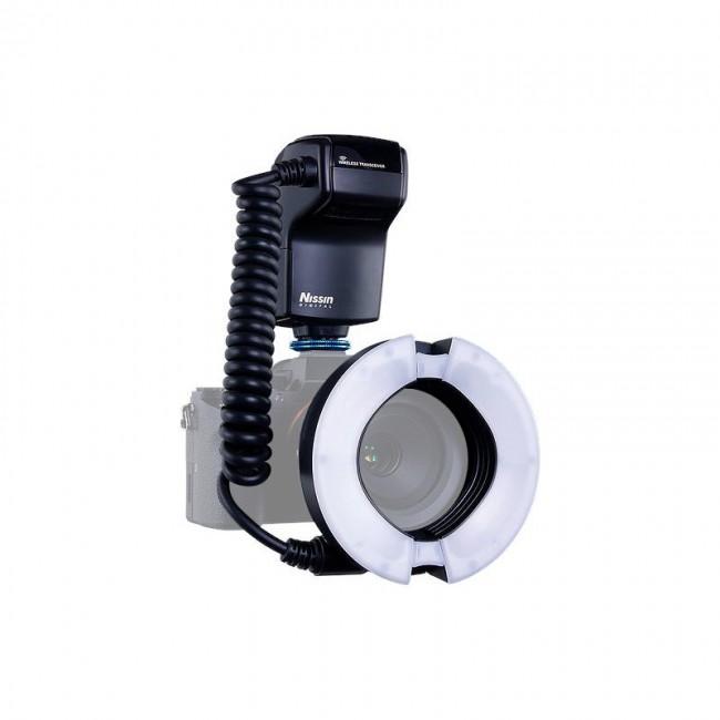 Nissin ring flash MF18 Canon - zdjęcie główne