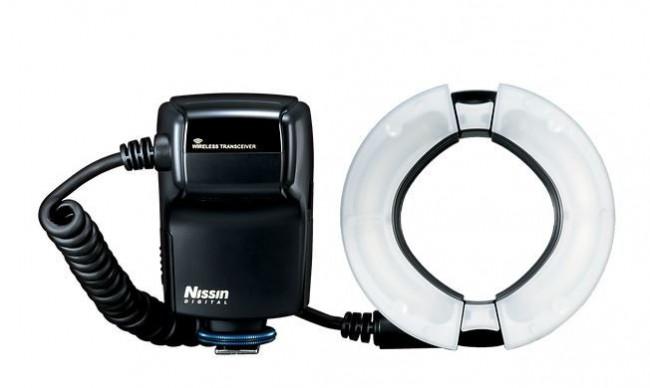 Nissin ring flash MF18 Sony - zdjęcie główne