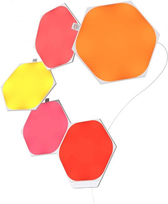 Nanoleaf Hexagons Starter Kit 5 mini - zdjęcie główne