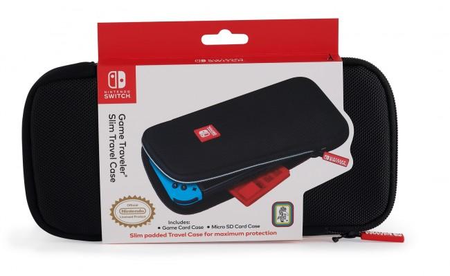 Big Ben Nintendo Switch Etui SLIM na konsole czarne - zdjęcie główne