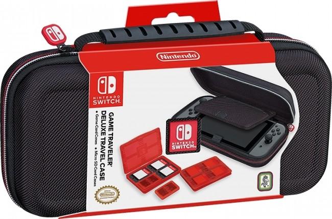Big Ben Nintendo Switch Etui na konsole czarne - zdjęcie główne