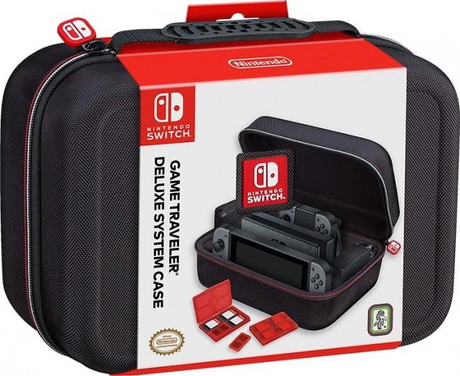 Big Ben Nintendo Switch Duże etui na konsole i akcesoria - zdjęcie główne