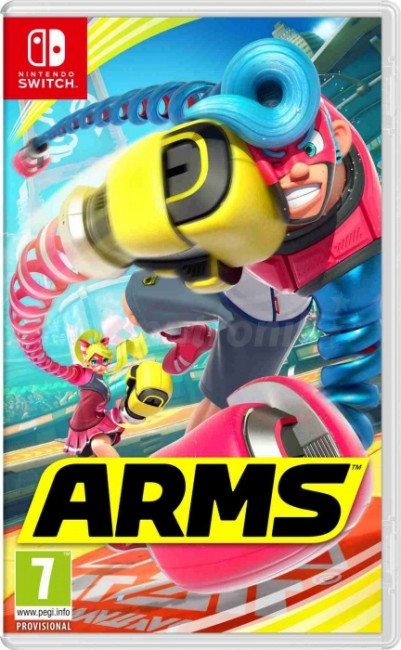 Arms (NS) - zdjęcie główne