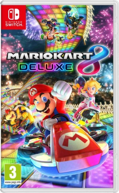 Mario Kart 8 Deluxe (NS) - zdjęcie główne
