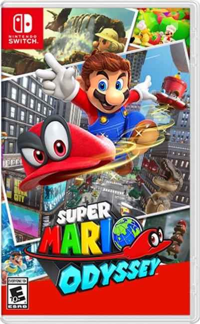 Super Mario Odyssey (NS) - zdjęcie główne