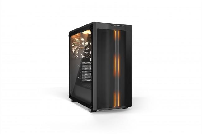 be quiet! Pure Base 500DX z oknem, czarna - zdjęcie główne