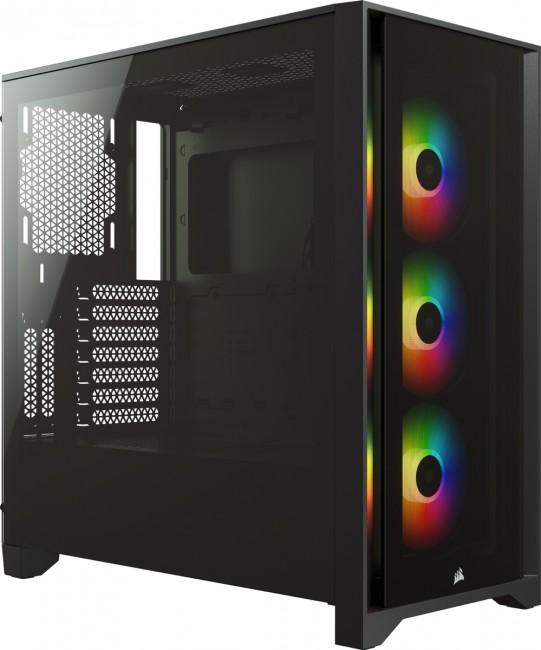 Corsair iCUE 4000X RGB Tempered Glass CC-9011204-WW - zdjęcie główne