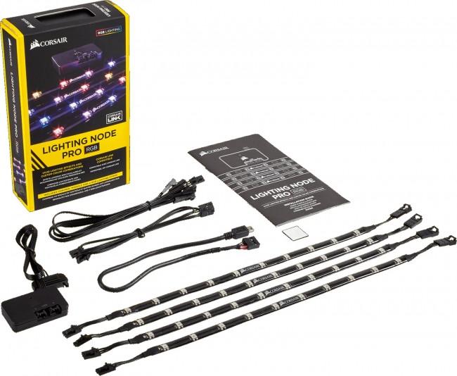 Corsair Lighting Node PRO USB2.0 RGB LED - zdjęcie główne