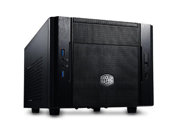 Cooler Master Elite 130 czarna miniITX, USB 3.0 - zdjęcie główne