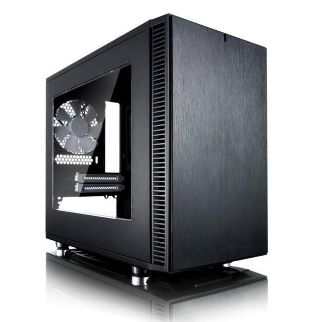 Fractal Design Define Nano S czarna z oknem - zdjęcie główne