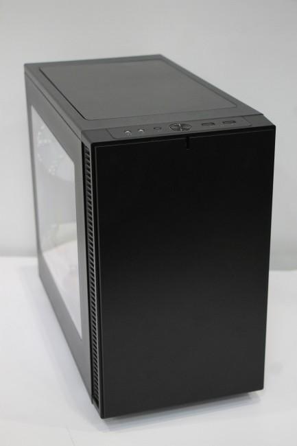 Fractal Design Define Nano S czarna z oknem [oferta Outlet] - zdjęcie główne
