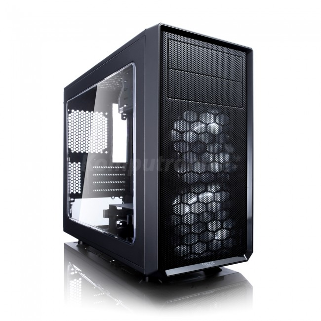 Fractal Design Focus G mini czarna Window - zdjęcie główne