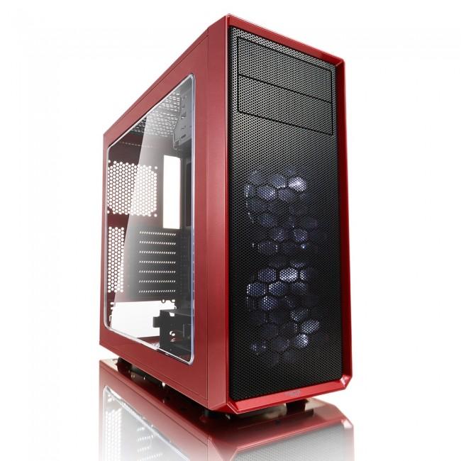 Fractal Design Focus G czerwona - zdjęcie główne