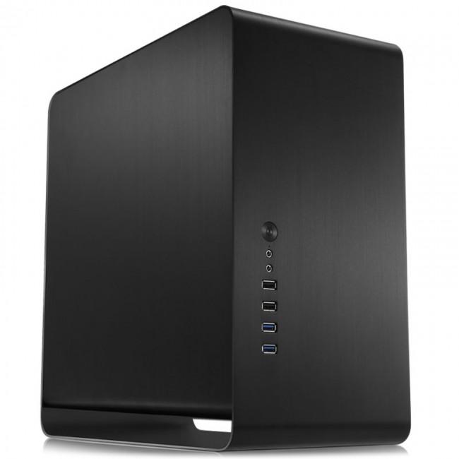 Jonsbo UMX3 Micro-ATX - czarna - zdjęcie główne