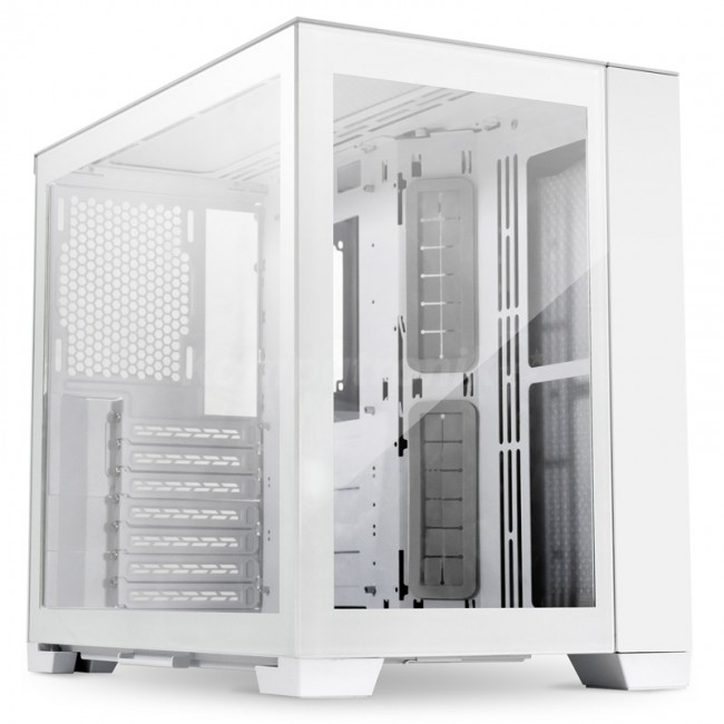 Lian Li O11 Dynamic Mini Snow Edition - zdjęcie główne