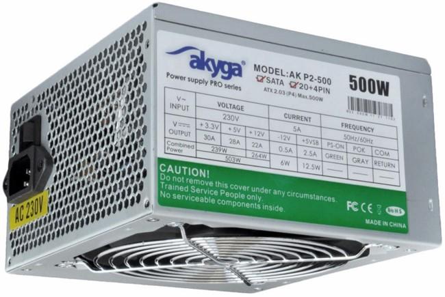 Akyga PRO AK-P3-500 - zdjęcie główne