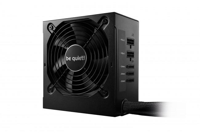 be quiet! System Power 9 600W CM - zdjęcie główne