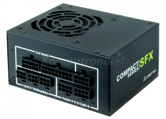 Chieftec CSN-650C - zdjęcie główne