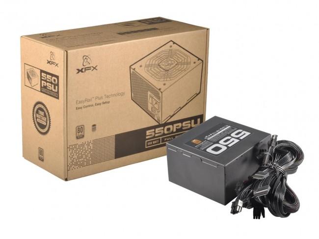 XFX Core TS 550W - zdjęcie główne