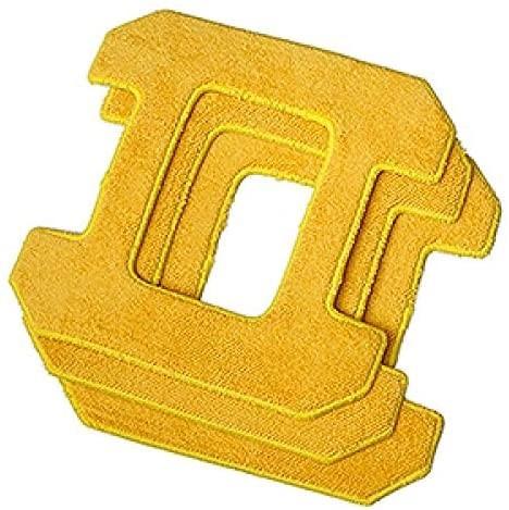 Ściereczki żółte 3 szt. do HOBOT 268 - zdjęcie główne