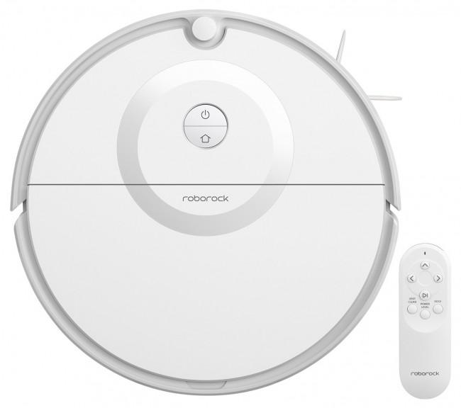 Roborock E5 biały - zdjęcie główne
