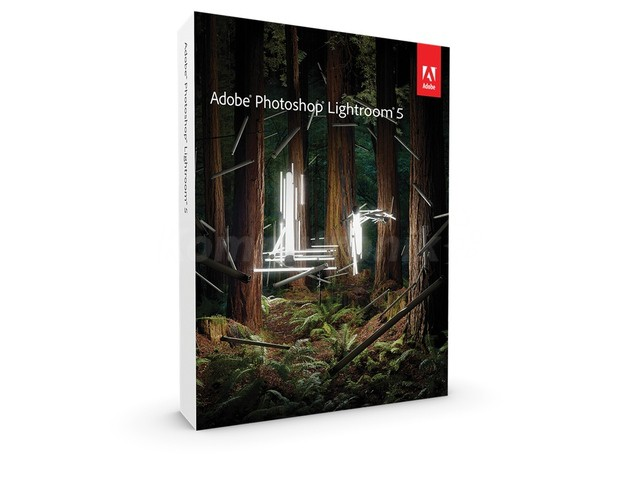 Adobe Lightroom 5 ENG WIN/MAC BOX Upgrade - zdjęcie główne