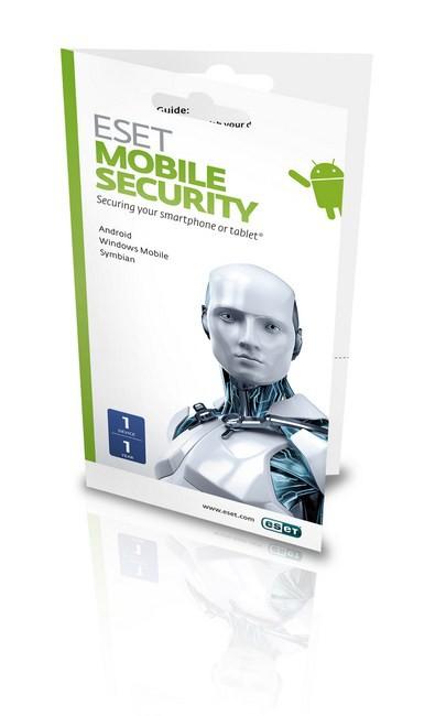 ESET Mobile Security - licencja na 1 rok - zdjęcie główne