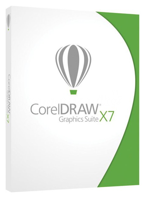 CorelDRAW Graphics Suite X7 PL