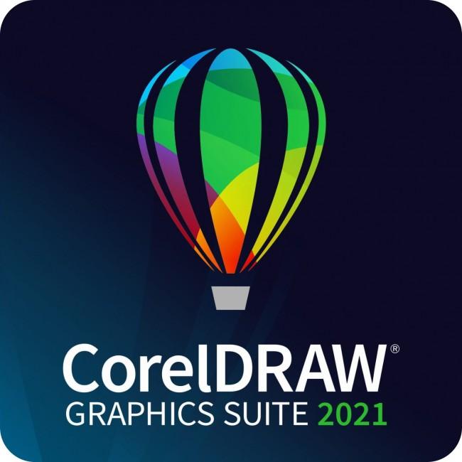 CorelDRAW Graphics Suite 2021 Student & Teacher WIN PL - zdjęcie główne