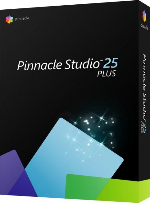 Pinnacle Studio 25 Plus WIN PL ESD - zdjęcie główne