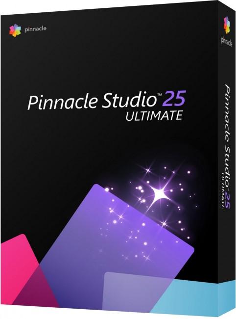 Pinnacle Studio 25 Ultimate WIN PL ESD - zdjęcie główne