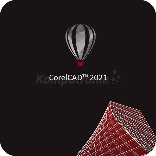 CorelCAD 2021 MULTI PL - zdjęcie główne
