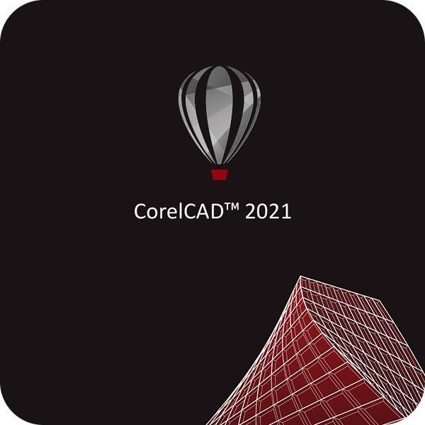 CorelCAD 2021 MULTI PL EDU - zdjęcie główne
