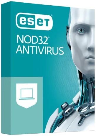 ESET NOD32 Antivirus BOX 3 - desktop - odnowienie na rok - zdjęcie główne