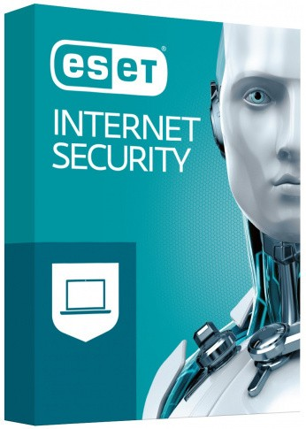 ESET Internet Security BOX 5 - desktop - odnowienie na rok - zdjęcie główne