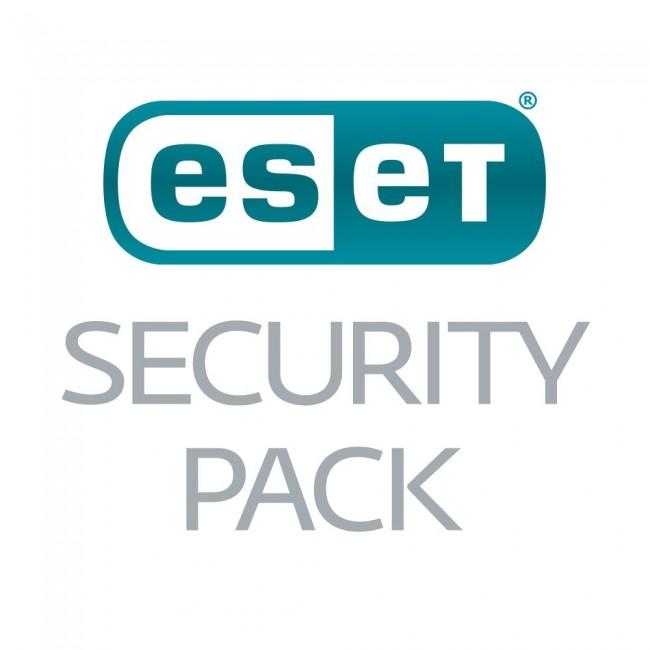 ESET Security Pack ESD 3 - desktop + 3 - smartfon - odnowienie na 3 lata - zdjęcie główne