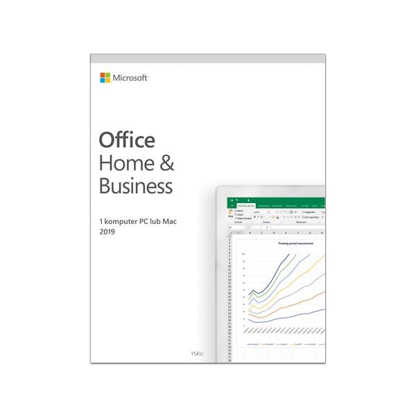 Microsoft Office 2019 Home & Business PL - zdjęcie główne
