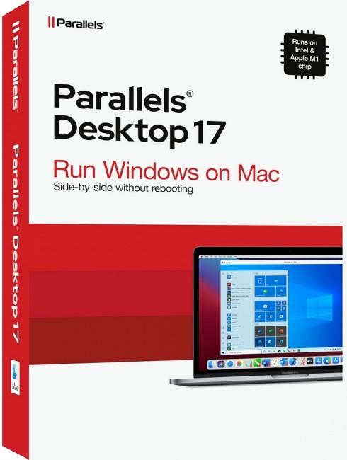 Parallels Desktop for Mac 17 EU BOX - zdjęcie główne