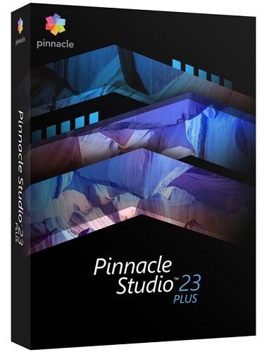 Pinnacle Studio 23 Plus PL - zdjęcie główne