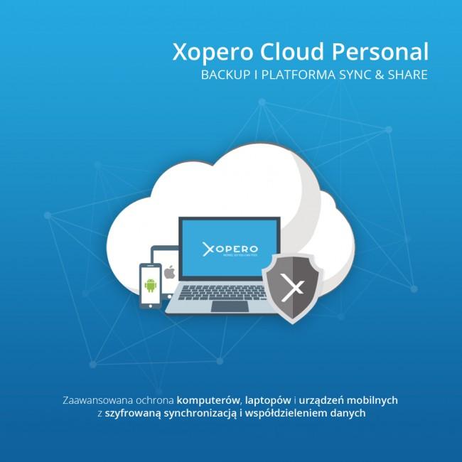Xopero Personal Cloud - 1TB - zdjęcie główne