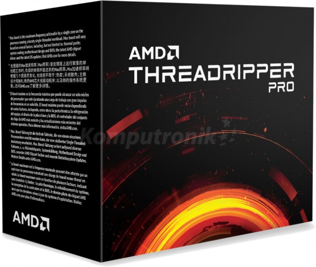 AMD Ryzen Threadripper PRO 3995WX - zdjęcie główne