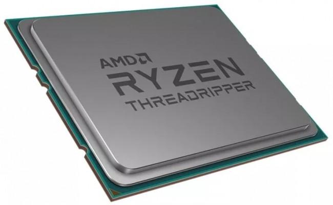 AMD Ryzen Threadripper 3990X Tray - zdjęcie główne