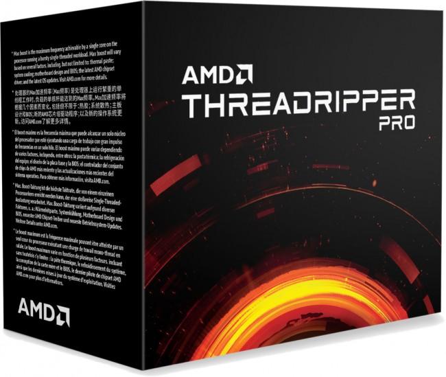 AMD Ryzen Threadripper PRO 3955WX - zdjęcie główne