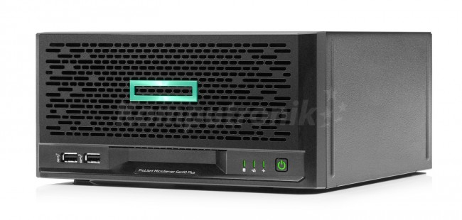 HPE Serwer dla małej firmy 4-core/16GB/2x1TB HDD - zdjęcie główne