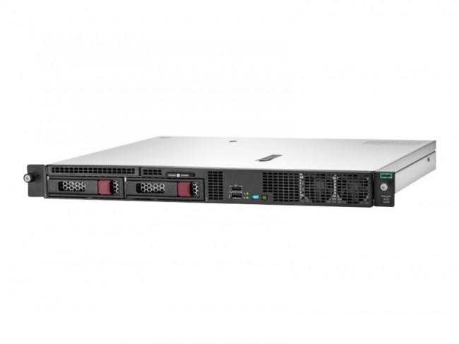 HPE Serwer dla małej firmy DL20 Rack 1U/4-core/32GB/2x2TB HDD/Windows Server 2019 Essentials - zdjęcie główne