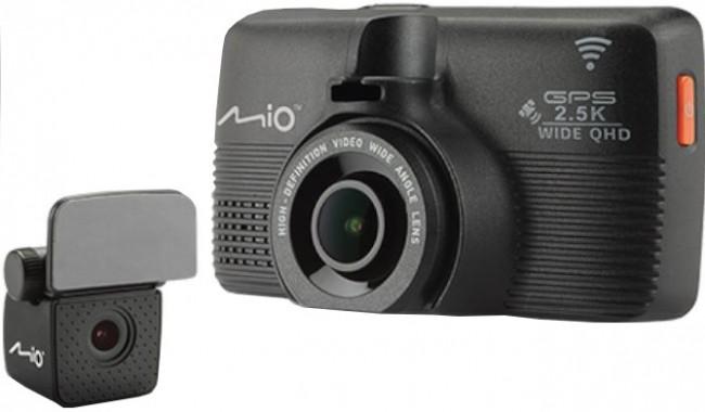 MIO MiVue 798 Dual Sony Starvis 2,7K GPS WIFI - zdjęcie główne